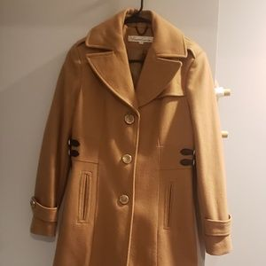 Kenneth Cole Wool Peacoat